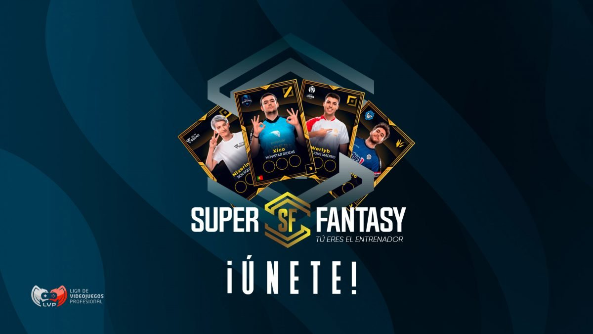 LVP estrena SuperFantasy, el Fantasy de la Superliga Orange de League of Legends