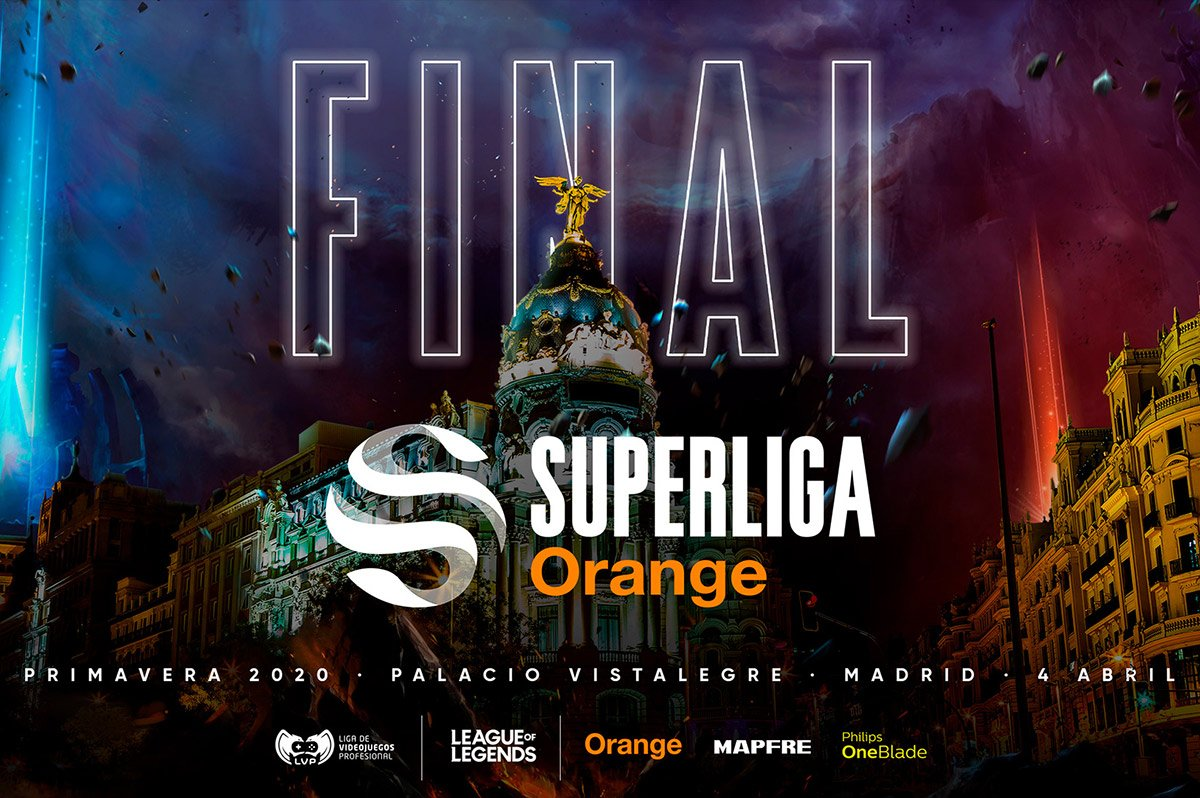 LVP suspende el evento de Vistalegre: la final de la Superliga Orange será online