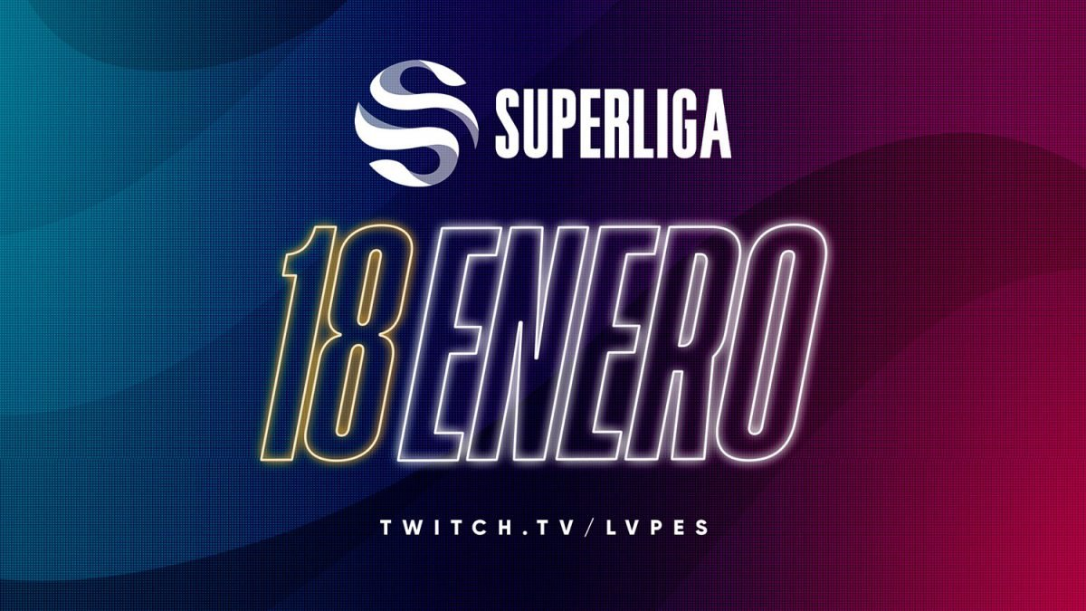 La Superliga de League of Legends regresa a LVP el próximo 18 de enero